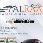 AL RAJ MOTORS AND REAL ESTATE