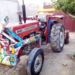 MASSEY Ferguson Tractor 2007 for Sale