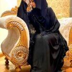 Rabi Pirzada Design Abaya for Sale