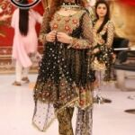 Kashee Bridal Chiffon Embroidery Suit With Chiffon Embroidery Dupatta for Sale