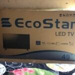 Eco star LED 49inches box pack for sale