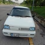 SUZUKI MEHRAN 2014 FOR SALE