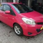 TOYOTA VITZ 2012 FOR SALE