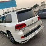 TOYOTA LAND CRUISER ZX 2015 FOR SALE