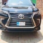 Toyota Fortuner 2.8 Sigma Model 2019 for Sale