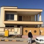 14 MARLA BRAND NEW HOUSE FOR SALE IN BAHRIA TOWN PHASE 8 RAWALPINDI