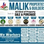 MALIK PROPERTIES & BUILDERS