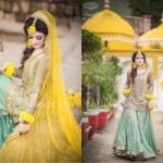Atif Riaz Bridal net Dori Embroidery Suit Chiffon Embroidery Duppata now Available Master Replica for Sale