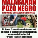 Good Day malabanan Siphoning Pozo Negro & Plumbing Services 24 Hours