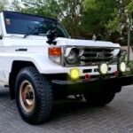 Toyota LandCruiser 1989 RKR FJ-70 Soft Top for Sale