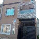 4 Marla Double Story Beautiful House in Palm Villa's Canal Road Lahore