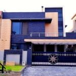 Beautiful 10 Marla Brand New House For Sale Bahria Town Phase 8 Rawalpindi