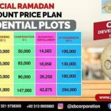 Plots Available on Installments