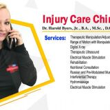 Injury care service at Louisville by Harold Byers