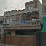10 Marla Brand New House For Sale in Wapda Town near Shokat khanam Hospital Lahore