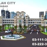 Abdullah City Islamabad 5 & 10 Marla plots for sale on installments