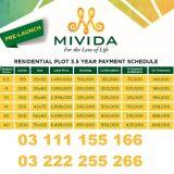 Mivida City Islamabad 5 8 10 Marla plots for sale on installments