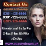 Vita White Best Skin Capsules Reviews & Results  In Rawalpindi_03011256666