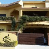 14 Marla House for Sale in CBR Town Phase 1 Islamabad
