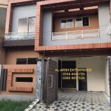 5 Marla Brand New House for Sale in Lahore Medical Housing Society, Main Canal Road Lahore