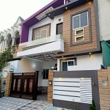 5.5 Marla House For Sale in Canal View Gujranwala