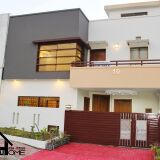 Brand New House Available For Sale Bahria Town Phase 8 Awais Block Rawalpindi