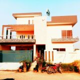 01 Kanal Double Story BRAND NEW House for Sale in Tele Garden T&T F-17 ISLAMABAD