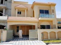 LUXURY 7 MARLA HOUSE FOR SALE IN BAHRIA TOWN PHASE 8 RAWALPINDI
