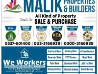 MALIK PROPERTIES & BUILDERS