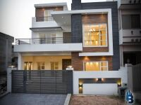 Golden Oppertunity Houses for sale on easy installments of 2 years plan in F Block of Gulberg Residencia Islamabad Size: 7 marla