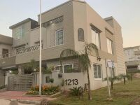 Brand New 7 marla corner Designer home For Sale in Bahria Town Phase8 Rawalpindi