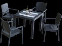 Insharefurniture Tips to Care Outdoor Rattan Set