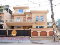 Brand new luxury Lush 1 kanal double story House for sale in airport housing Society Rawalpindi