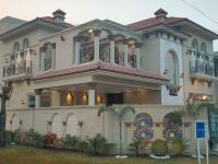13.5 Marla Brand New Corner House on Main Road Near to Park for Sale in DHA Lahore Phase 8