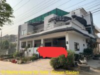 10 Marla House for Sale in Rizwan Garden Main Canal Road Lahore