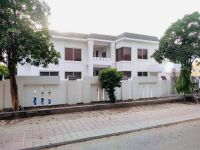 44 Marla #Corner #Main Boulevard Basement Slidly Used Semi Furnished House 𝐢𝐧 Bahria Town Lahore 𝐅𝐨𝐫 Sale