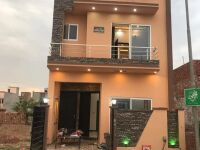 3-MARLA Brand New HOUSE for Sale in Al-Kabeer Town, Lahore