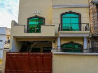House For Sale in D-Block New City Phase 2 Wah Cantt
