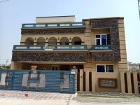 Brand New Luxury 12Marla Double Storey House For Sale CBR Town Phase 1 Islamabad