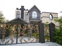 Luxury Spectacular Classic French Villa for Sale in DHA Phase 7, Lahore
