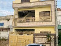 4 Marla Double Story House for Sale in Block F NEW CITY PHASE 2 WAH CANTT