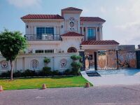 1 KANAL BRAND NEW LUXURY HOUSE FOR SALE IN DHA PHASE 6 LAHORE