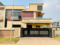 13.25 Marla corner house is available for sale in Block EE, Wafi City, Citi Housing Gujranwala.