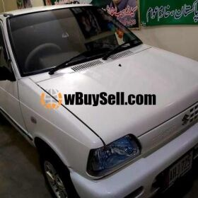 Suzuki Mehran VXR 2018 For Sale