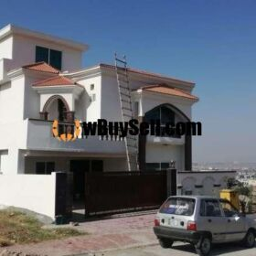 BRAND NEW HOUSE FOR SALE IN BAHRIA TOWN PHASE 8 RAWALPINDI