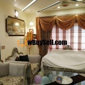 5 MARLA HOUSE FOR SALE DOUBLE UNIT in ALI BLOCK
