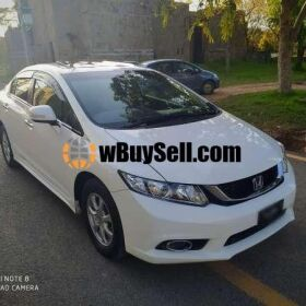 HONDA CIVIC VTI ORIEL PROSMATEC 1.8 UG 2015 FOR SALE