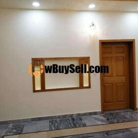 BRAND NEW HOUSE FOR SALE IN LAWYERS COLONY GULZAR E QUAID RAWALPINDI