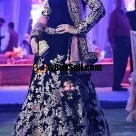 INDIAN CHIFFON BRIDAL DRESS FOR SALE