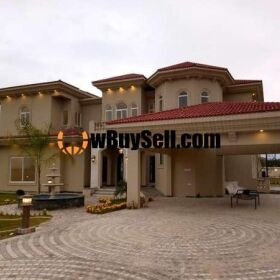 FARM HOUSE FOR SALE IN GULBERG GREEN ISLAMABAD